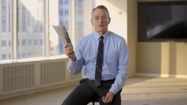 Howard Marks of Oaktree Capital
