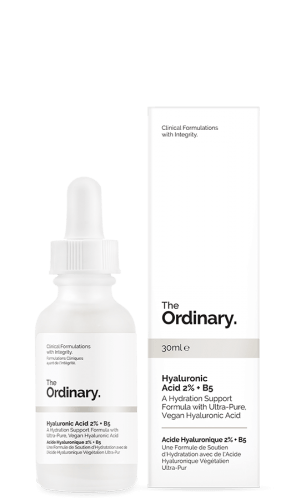 Hyaluronic acid the ordinary