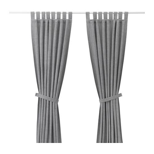 Ikea curtains