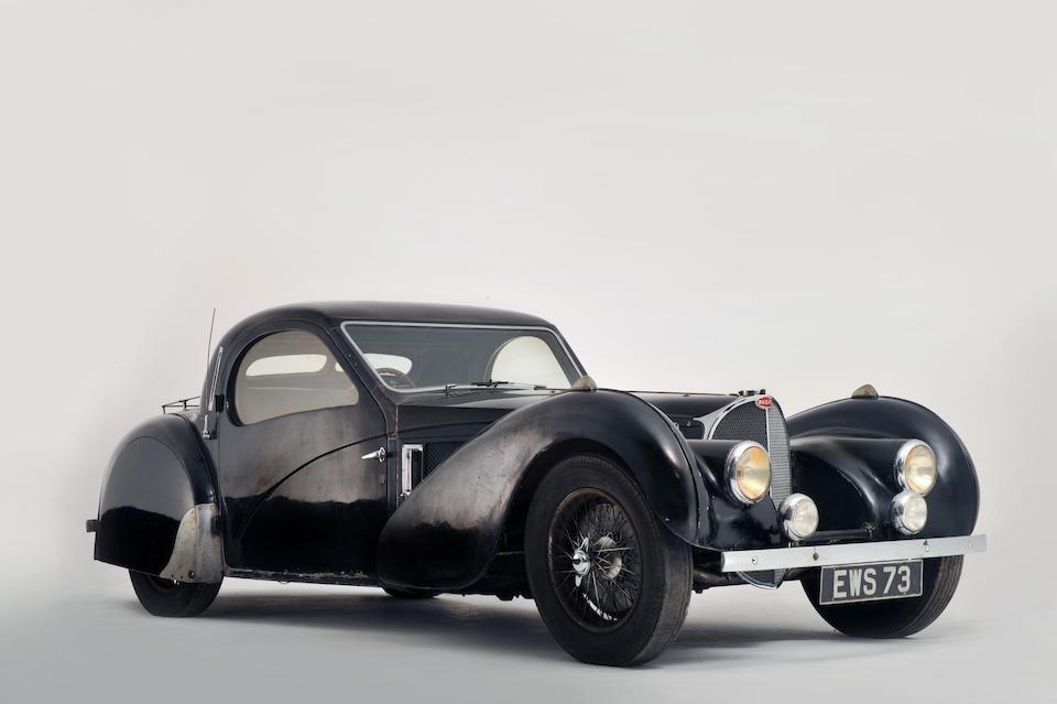 1937 Bugatti Type 57 S Atlantique