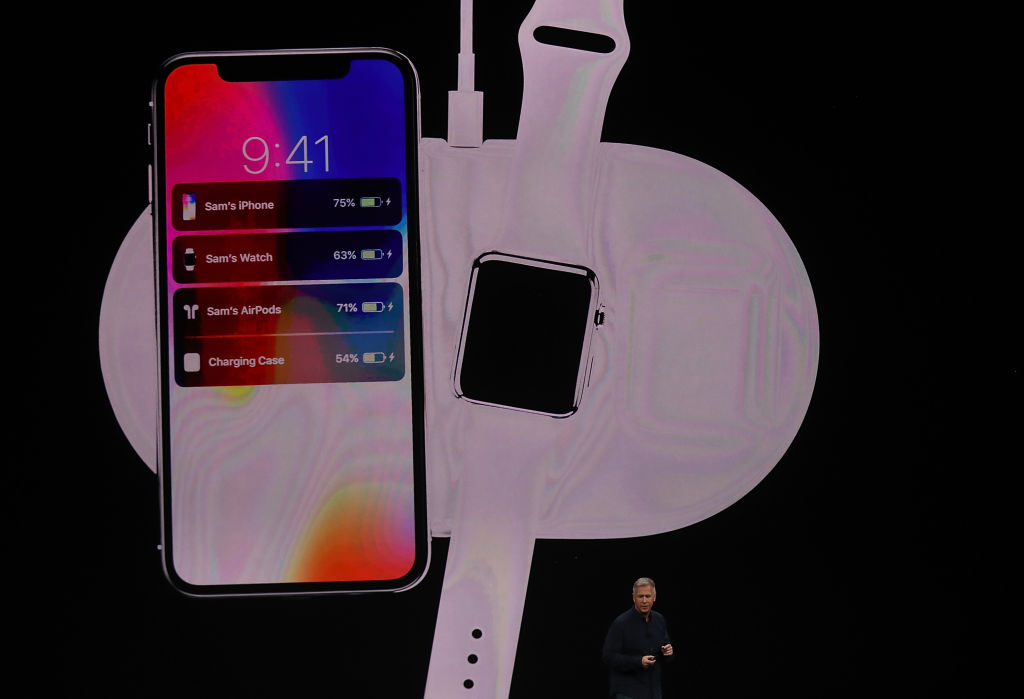 Iphone X launch