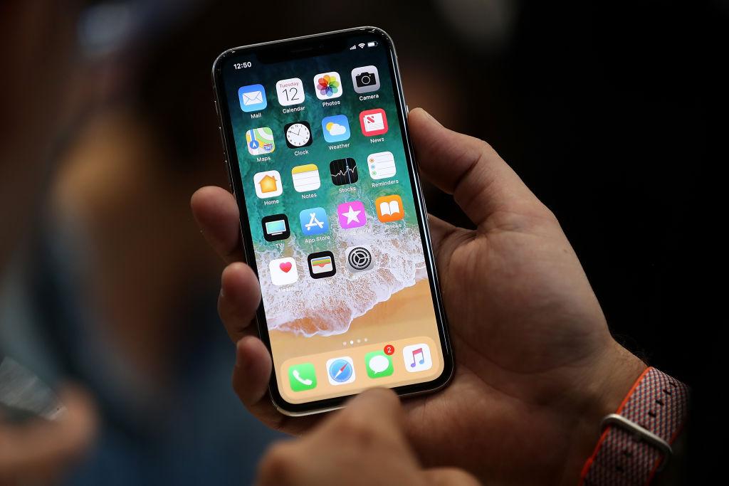 Iphone X launch