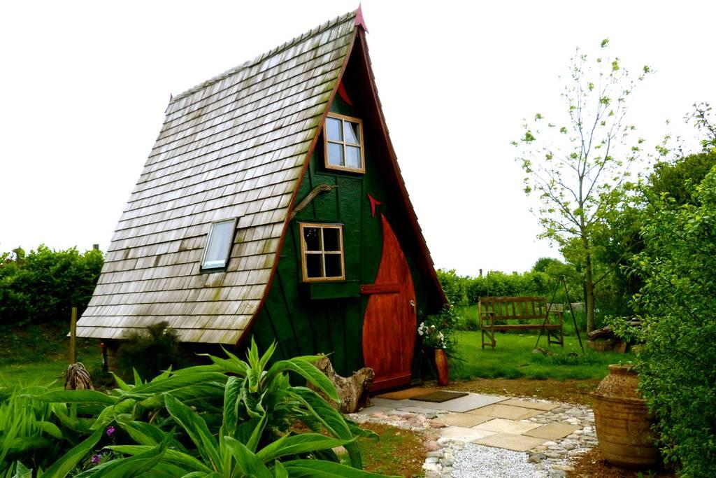 Jack Sparrow house Airbnb
