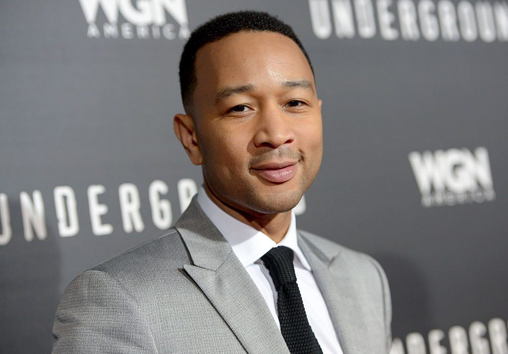 John Legend in 2016