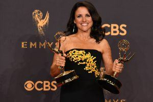 Julia Louis-Dreyfus Thanks Tony Hale and Timothy Simons for Inspiration During Cancer Battle