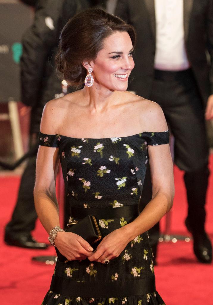 Kate Middleton BAFTA