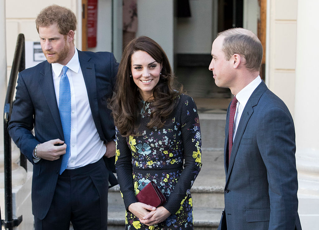 Kate Middleton Erdem Dress