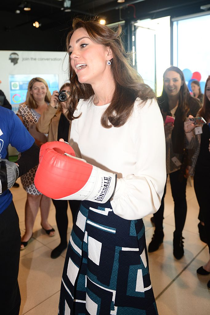 Kate Middleton Head's Together Campaign