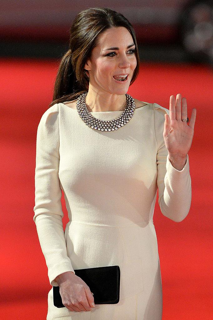 Kate Middleton at movie premier