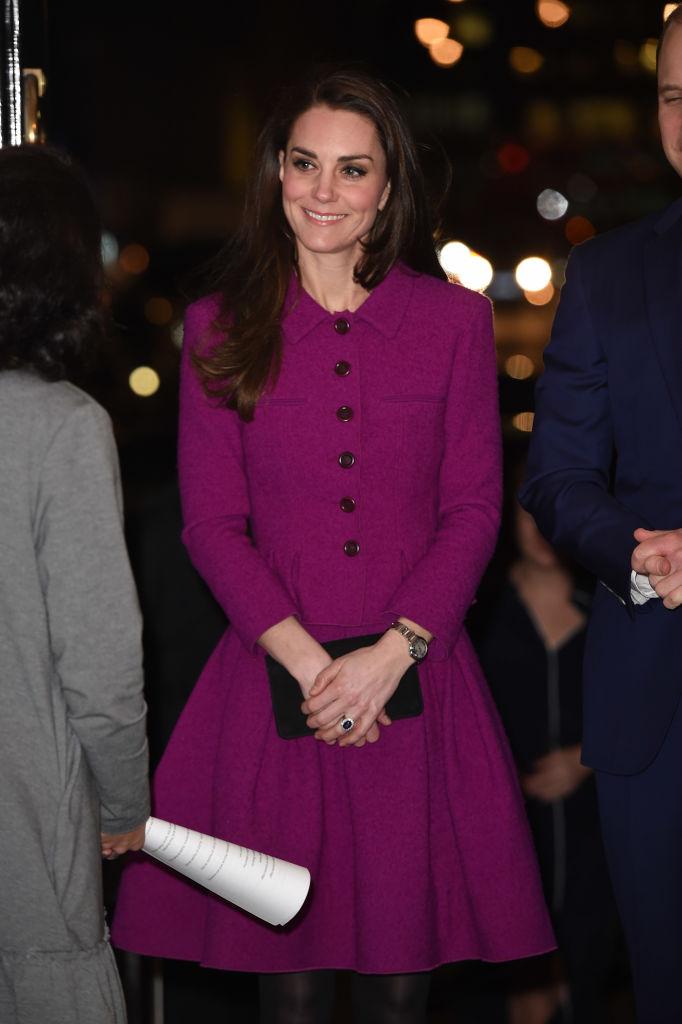 Kate Middleton Heads Together