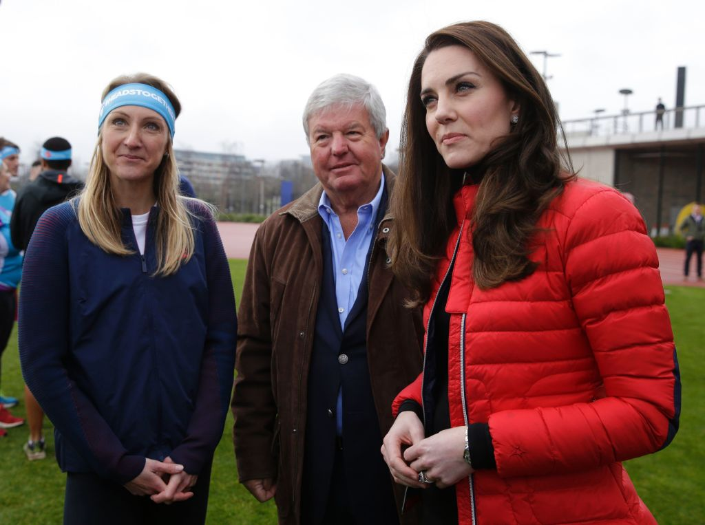 Kate Middleton London Marathon training