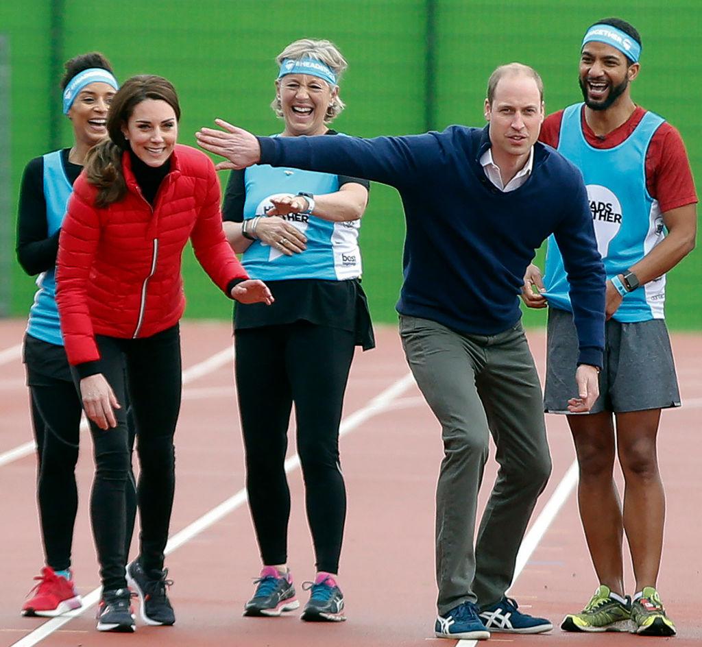 Kate Middleton Marathon relay