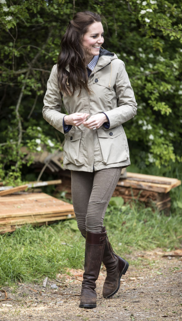 Kate Middleton S Closet Is Full Of Amazing Jackets But
