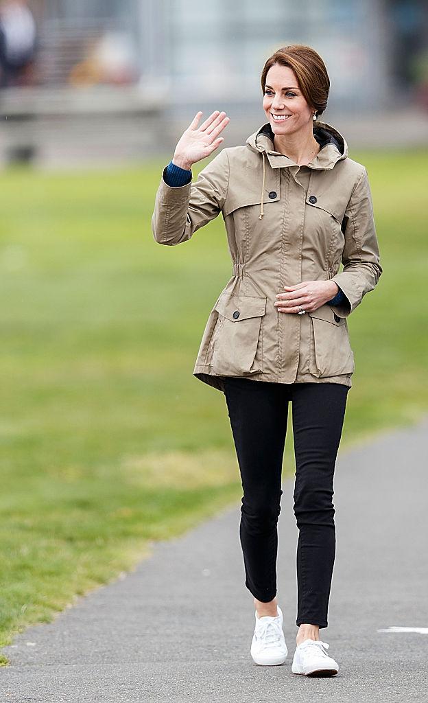 Kate Middleton Canada Victoria Harbour