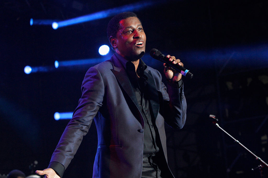 Kenny Babyface Edmonds