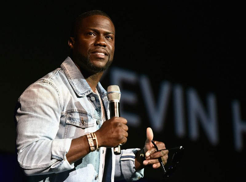 Kevin Hart at CinemaCon 2016