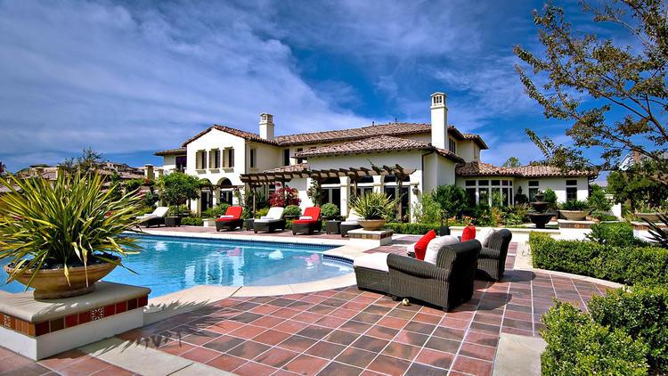 Khloe Kardashian Calabasas home