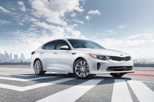 The Midsize Sedans With the Highest Safety Ratings for 2018