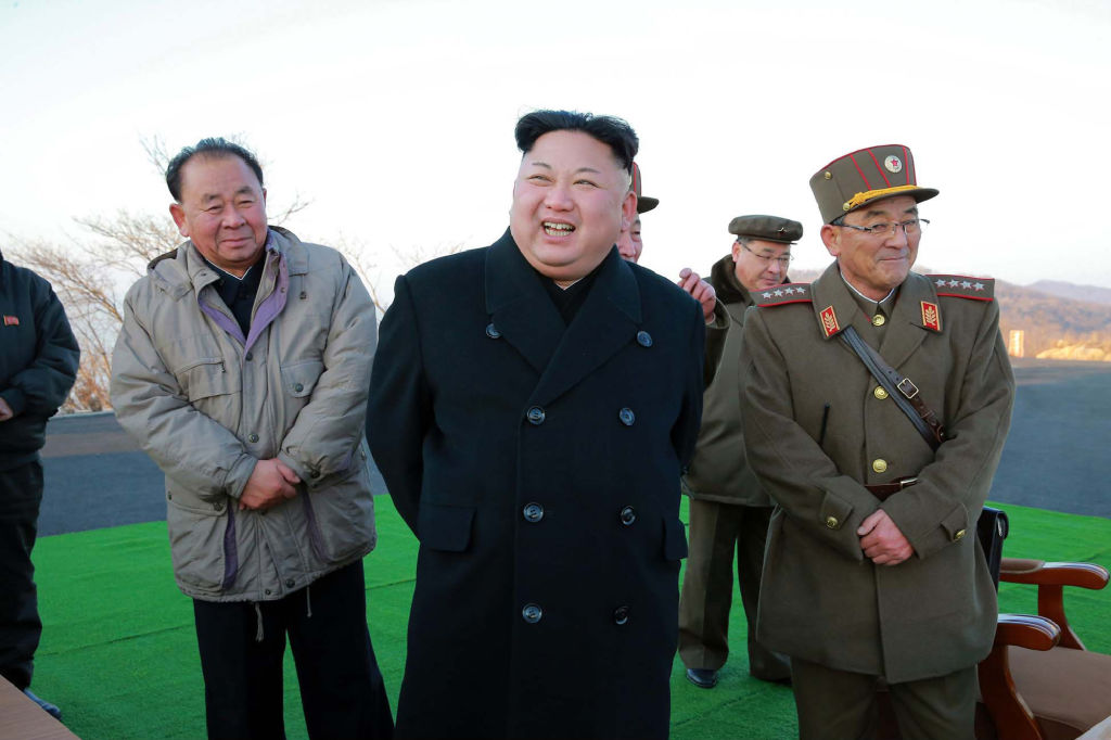 Kim Jong-Un North Korea