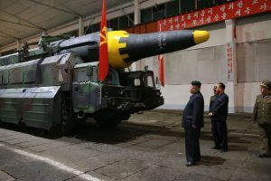 The White House and Other U.S. Targets on North Korea's Nuclear Hit List