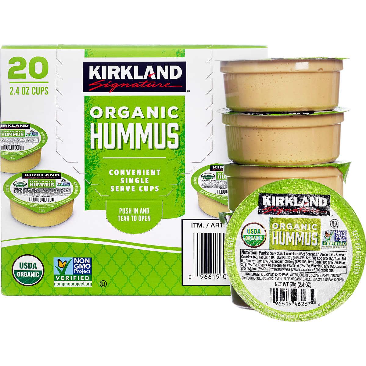 Hummus minis