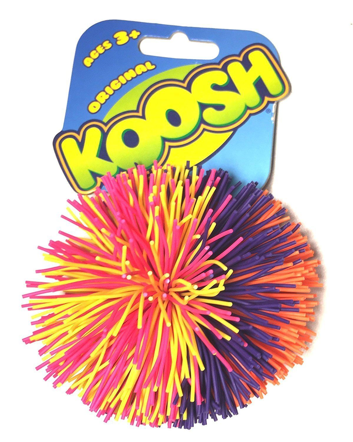 Koosh ball toy
