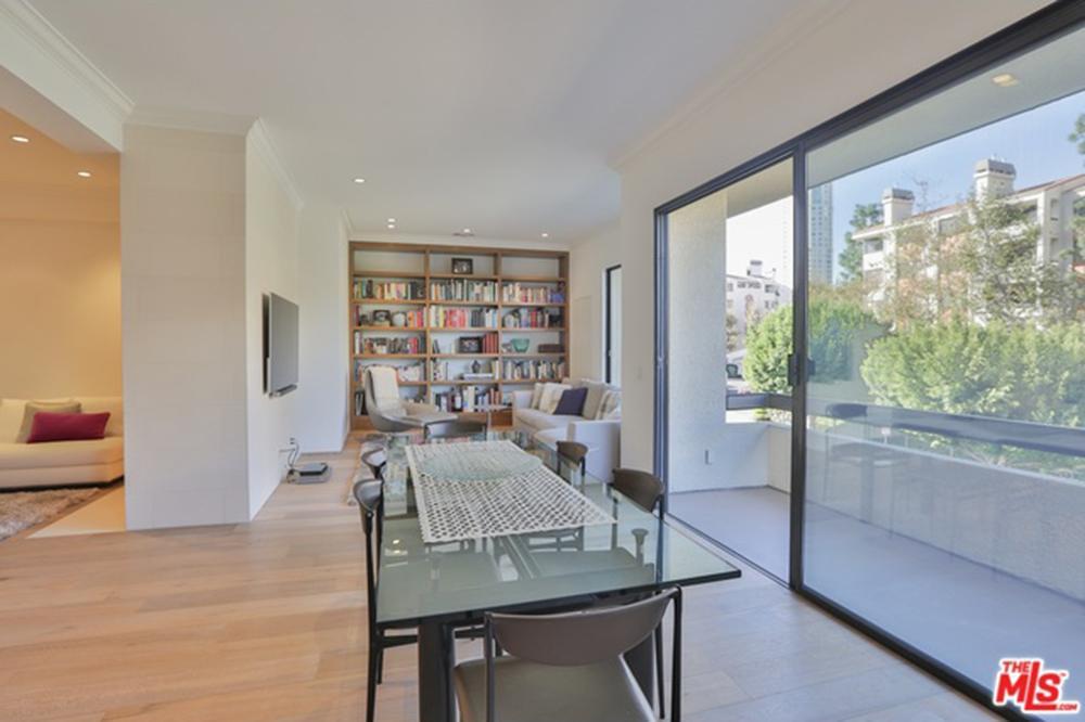 Kris Jenner LA apartment