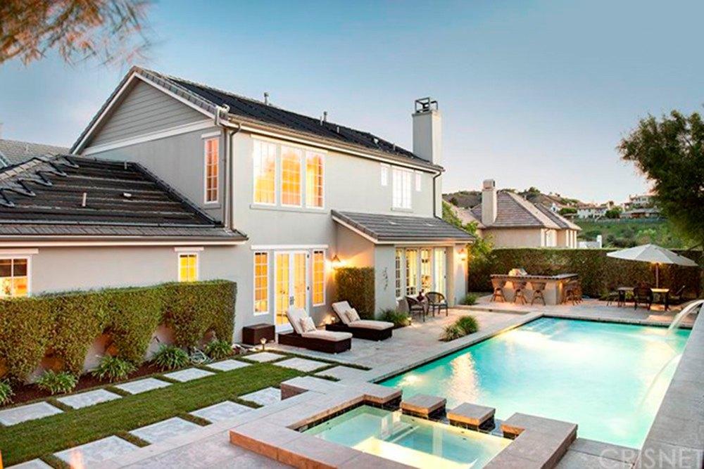 Kris Jenner Rob Kardashian House
