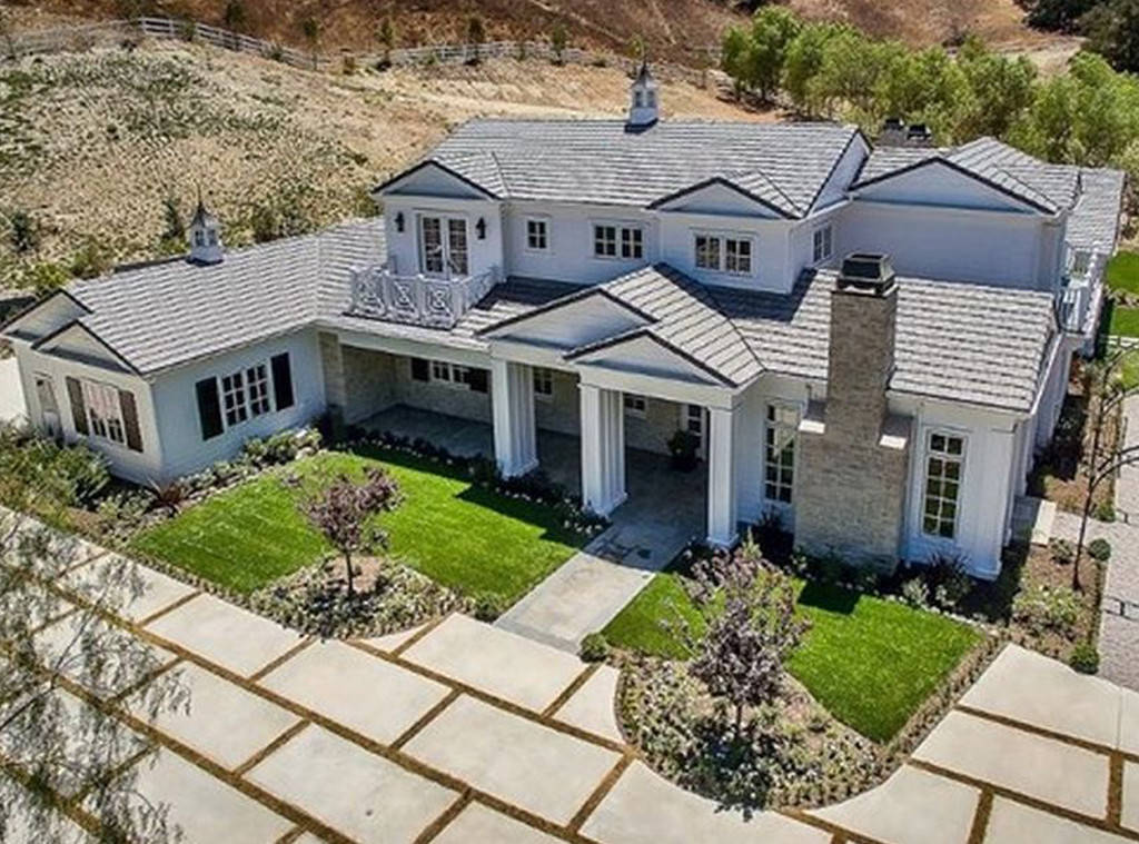 Kylie Jenner house