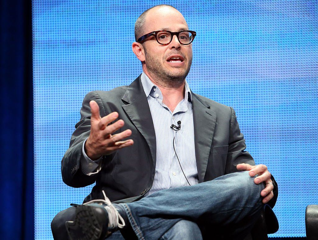 Damon Lindelof at the Television Critics Association