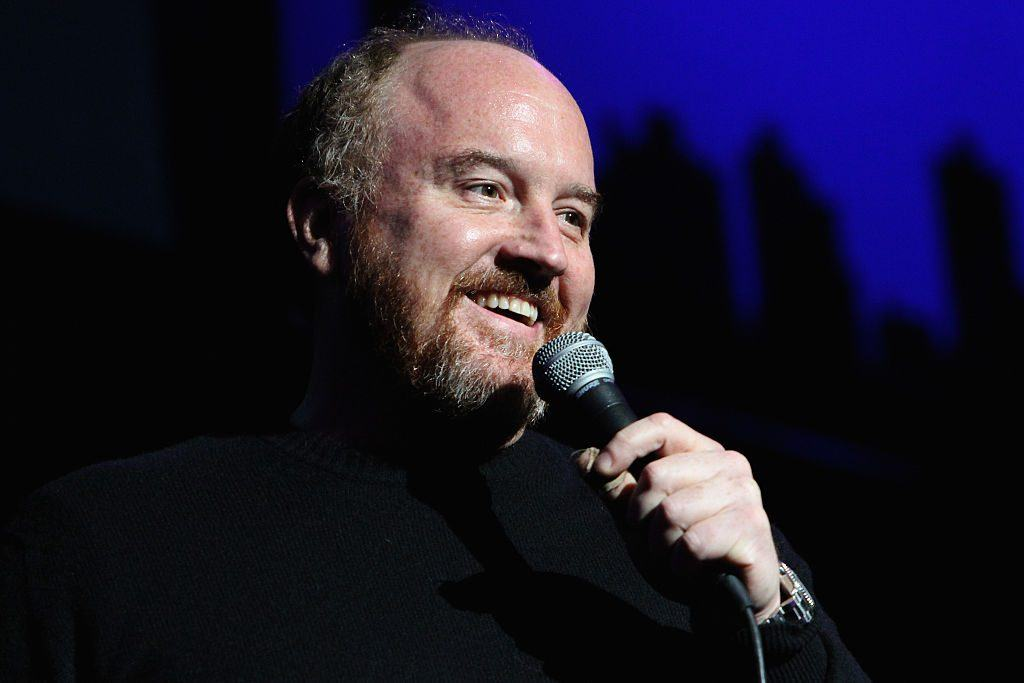 Louis C.K. at The New York Comedy Festival