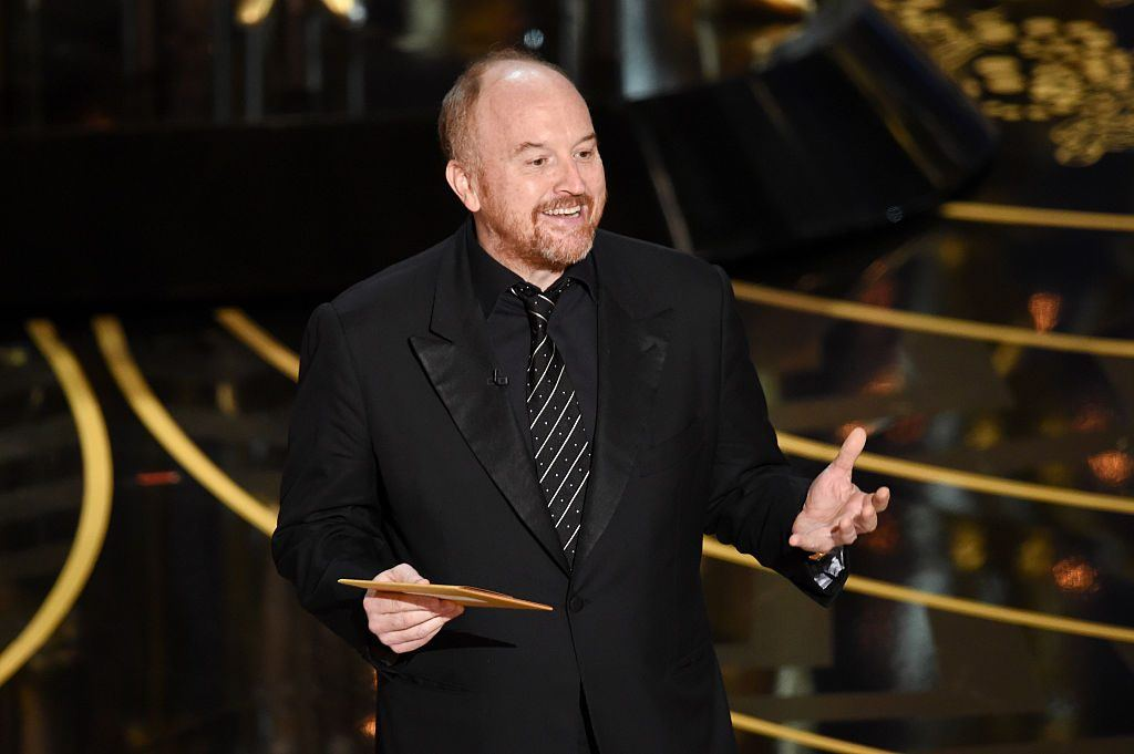Louis C.K. at the Academy Awards