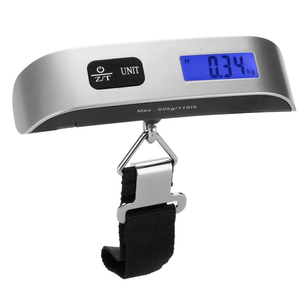 Electronic Balance Digital Postal Luggage Hanging Scale
