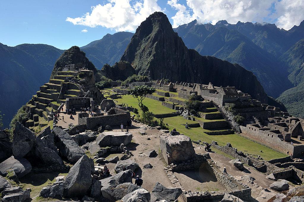 Machu Piccu Peru