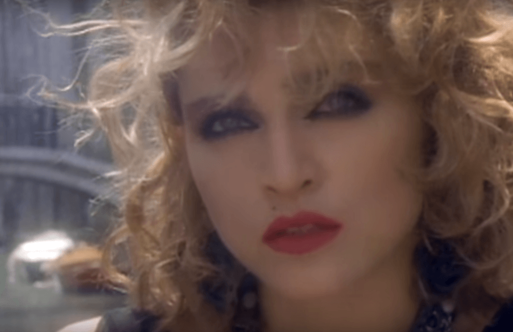 Madonna like a virgin video
