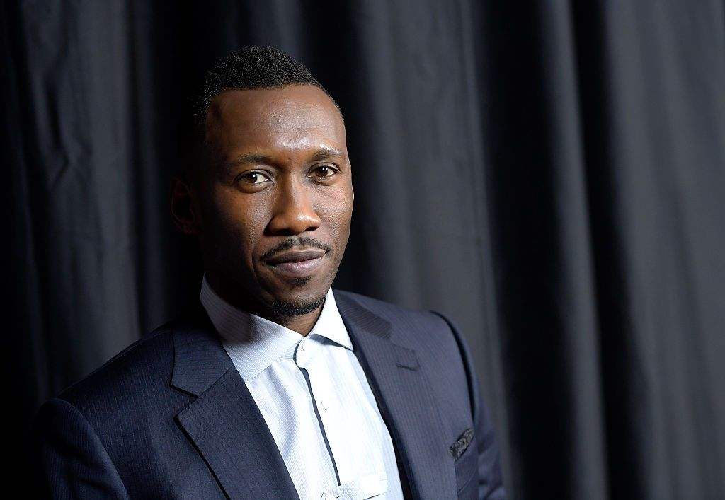 Mahershala Ali at the Los Angeles Film Critics Association Awards