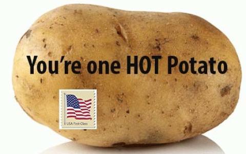 Anonymous Potato