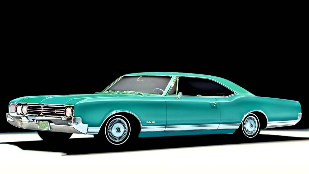 1966 Oldsmobile Delta 88 Holiday Coupe