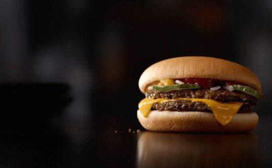McDonald's McDouble