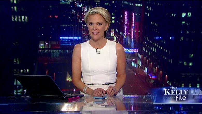 Megyn Kelly on The Kelly File