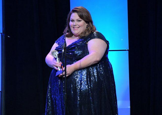 Chrissy Metz at the Gracie Awards in 2017.