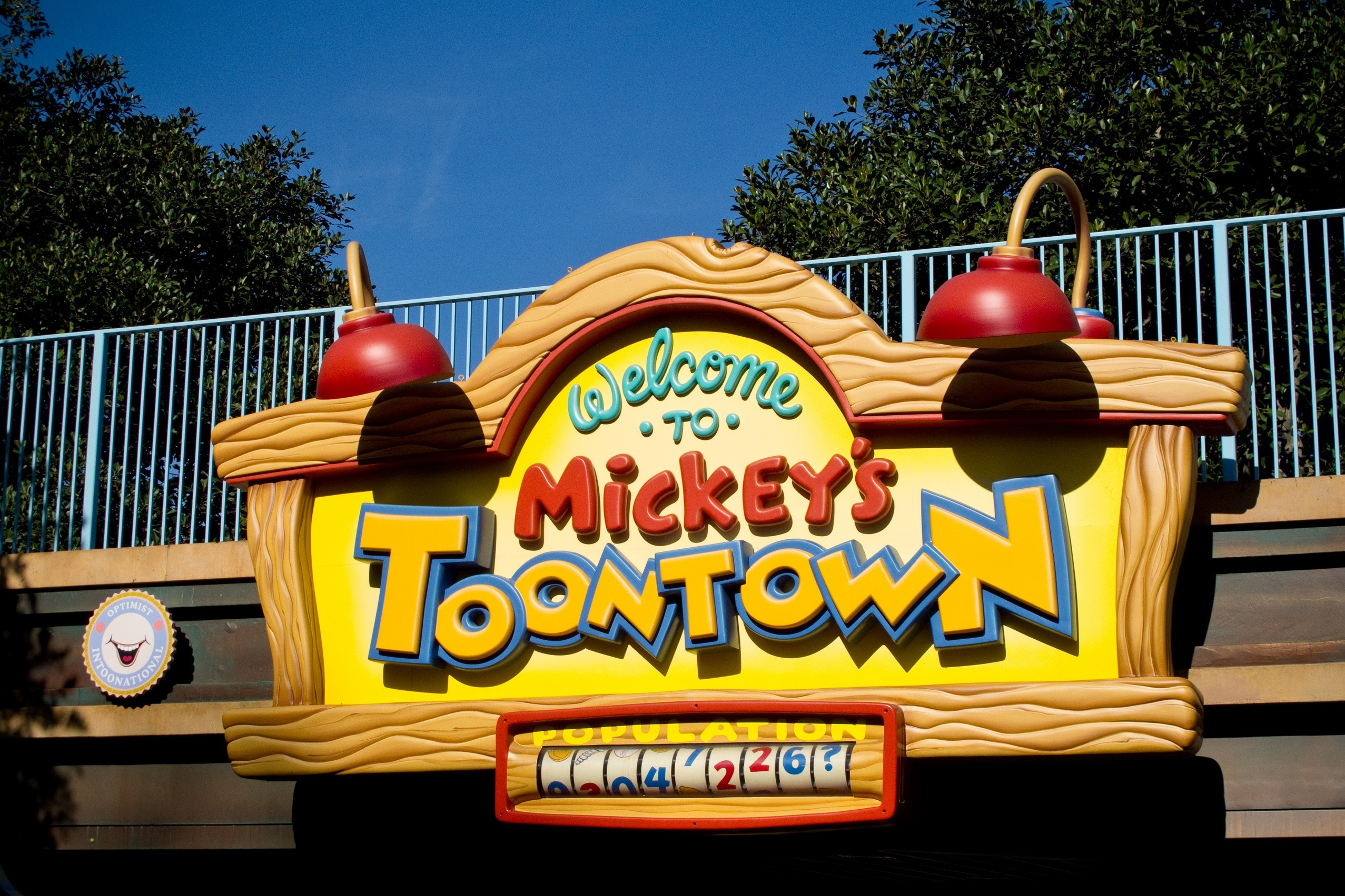 Mickey's Toontown Disney