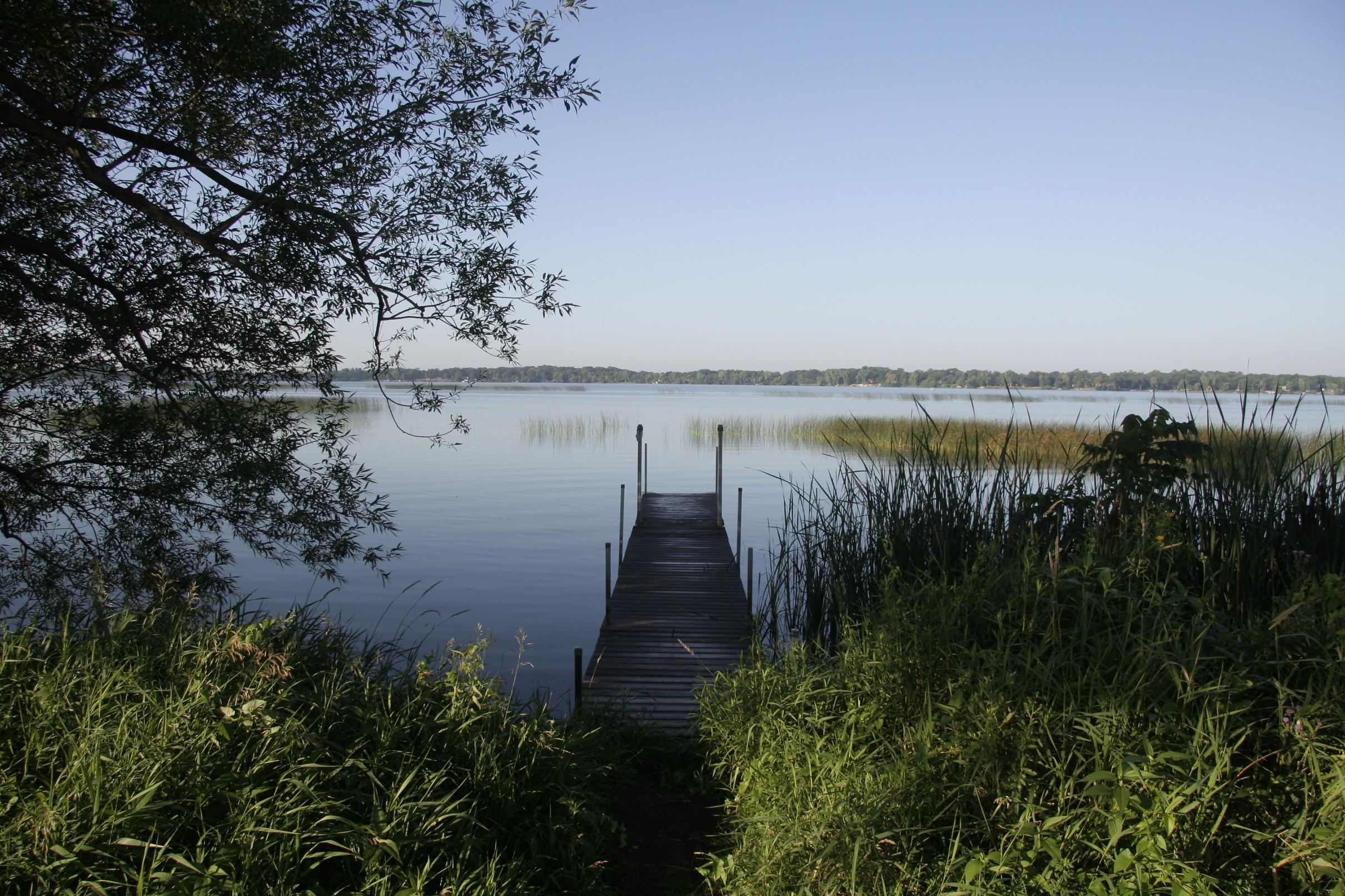 Lake in Minnesota