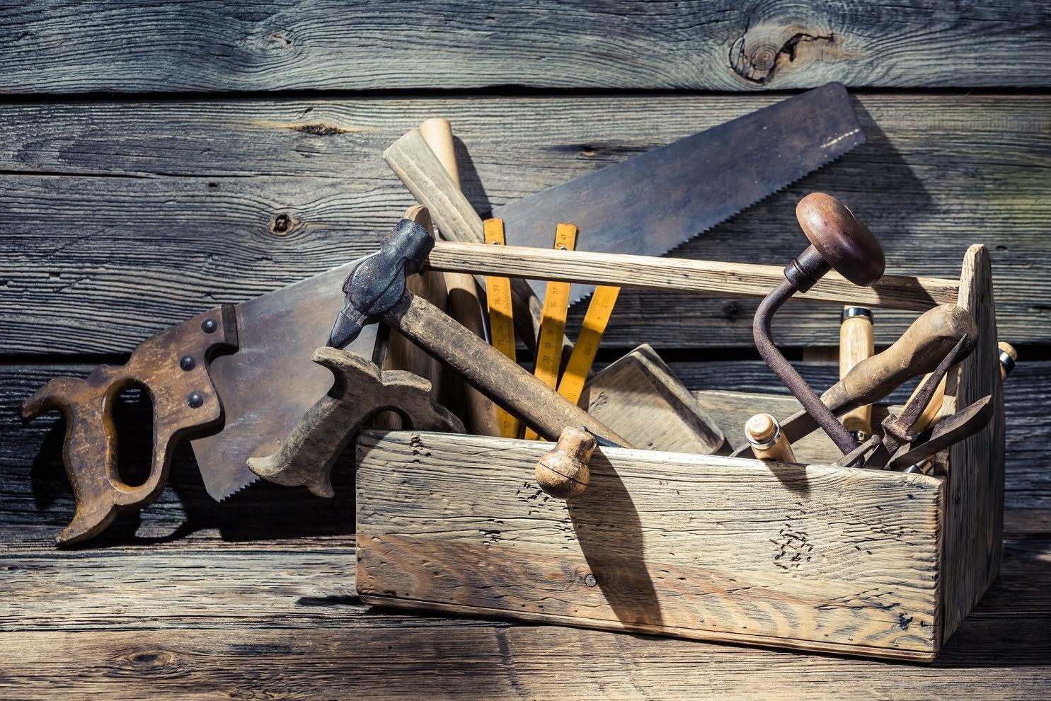 How To Build A Carpenter S Tool Box