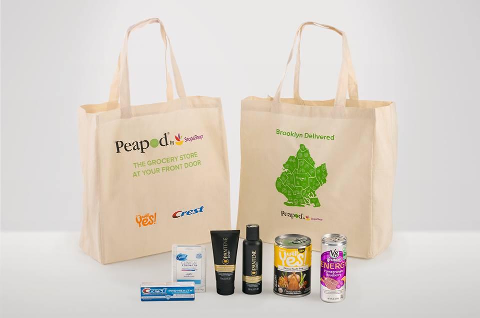 peapod bags