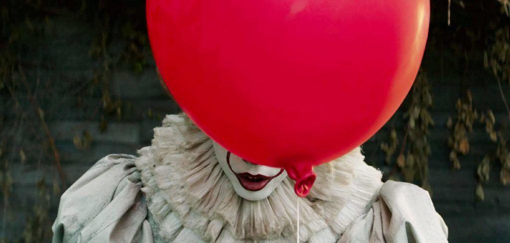 Pennywise in 'It.'