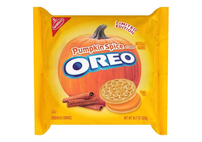 Pumpkin Spice Oreo Cookies
