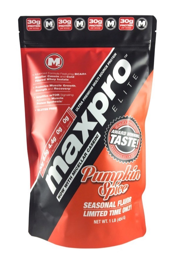 Maxpro max muscle protein powder
