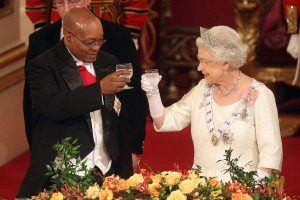 Queen Elizabeth II Banned This Popular Herb From Buckingham Palace