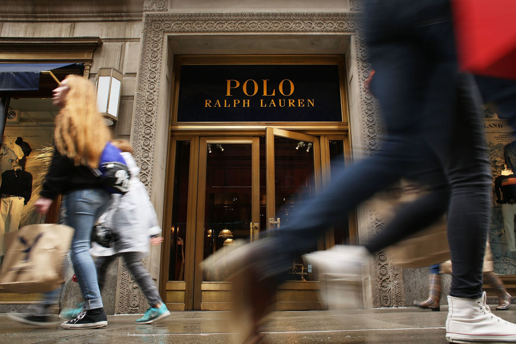 Ralph Lauren 5th Avenue store
